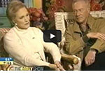 On Golden Pond Live CBS Interview with Julie Andrews and Christopher Plummer
