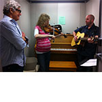 Ernest Thompson, Natalie MacMaster and Joe Deleault (courtesy photo)