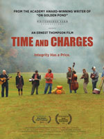 """Time and Charges"" poster"