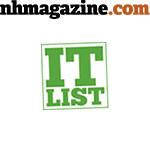 New Hampshire Magazine IT List logo