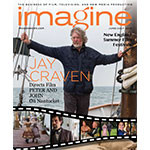 Imagine Magazine Cover June/July 2014