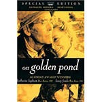 On Golden Pond DVD Cover