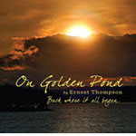 On Golden Pond CD cover