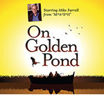 "Mike Farrell Starring in ""On Golden Pond"" at the Alhambra Theatre in Jacksonville, Florida"