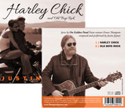 Harley Chick CD Jacket