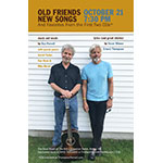 Old Friends New Songs Concert