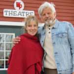 Lisa Bostnar and Ernest Thompson starring in On Golden Pond
